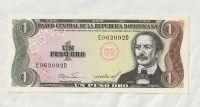 1 Peso, 1984, Dominikánská republika