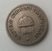 10 Filler, 1892, KB, Uhry