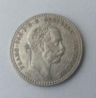 10 Krejcar, 1869, Rakousko, STAV!