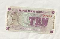 10 Pence, Britská Armáda