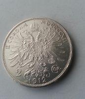 2 Koruna, 1912, Rakousko, STAV