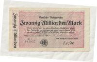 20 mld.Marek, 1924, Německo