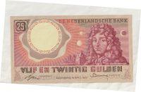 25 Gulden, 1955, Nizozemí