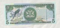 5 Dollar, 2006, Trinidad a Tobago