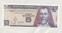 5 Quetzal, 2006, Guatemal