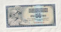 50 Dinár, 1968, Jugoslávie