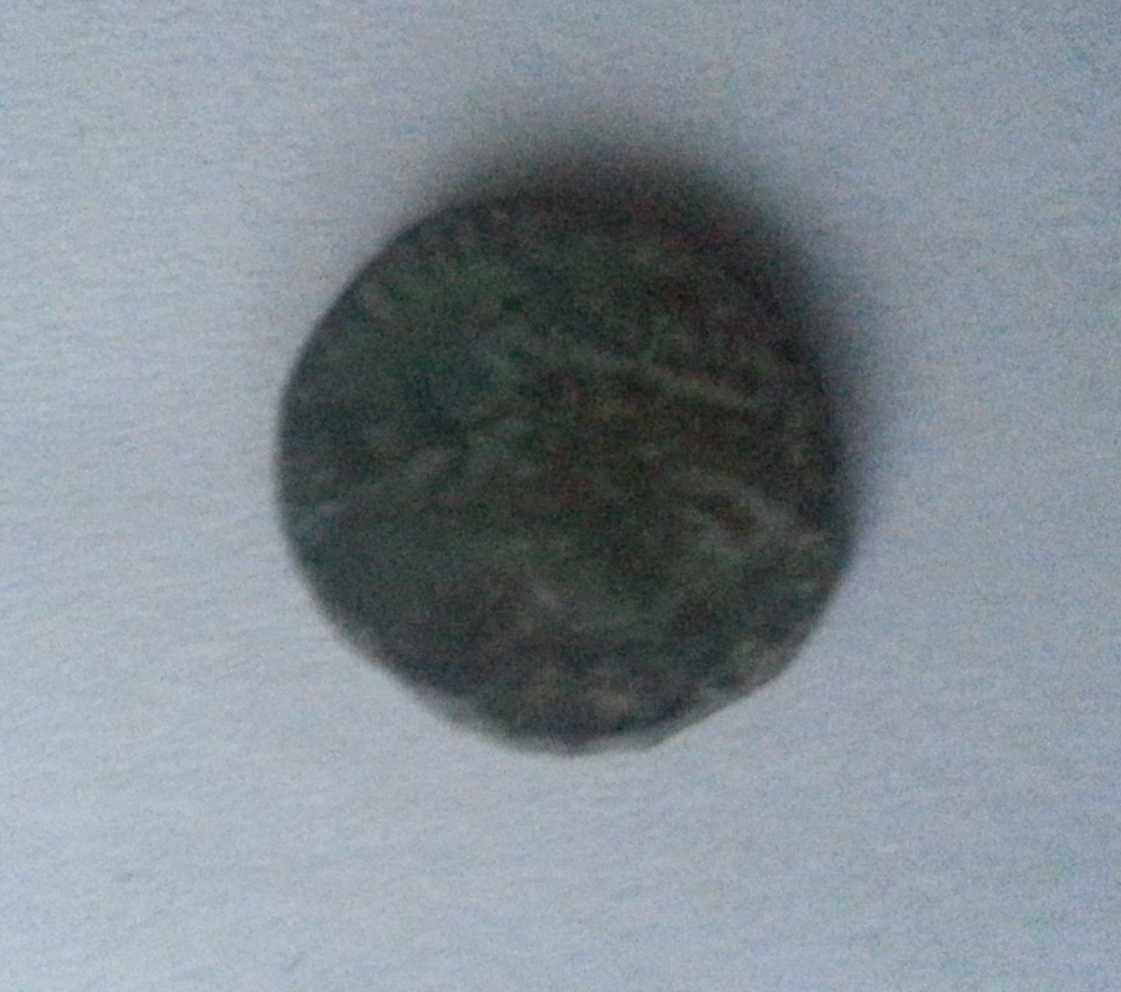 AE-1/2, centenionalis, táborová brána, mincovna Thessalonica, Theodosius I., 379-95, S:20533, Řím-císařství