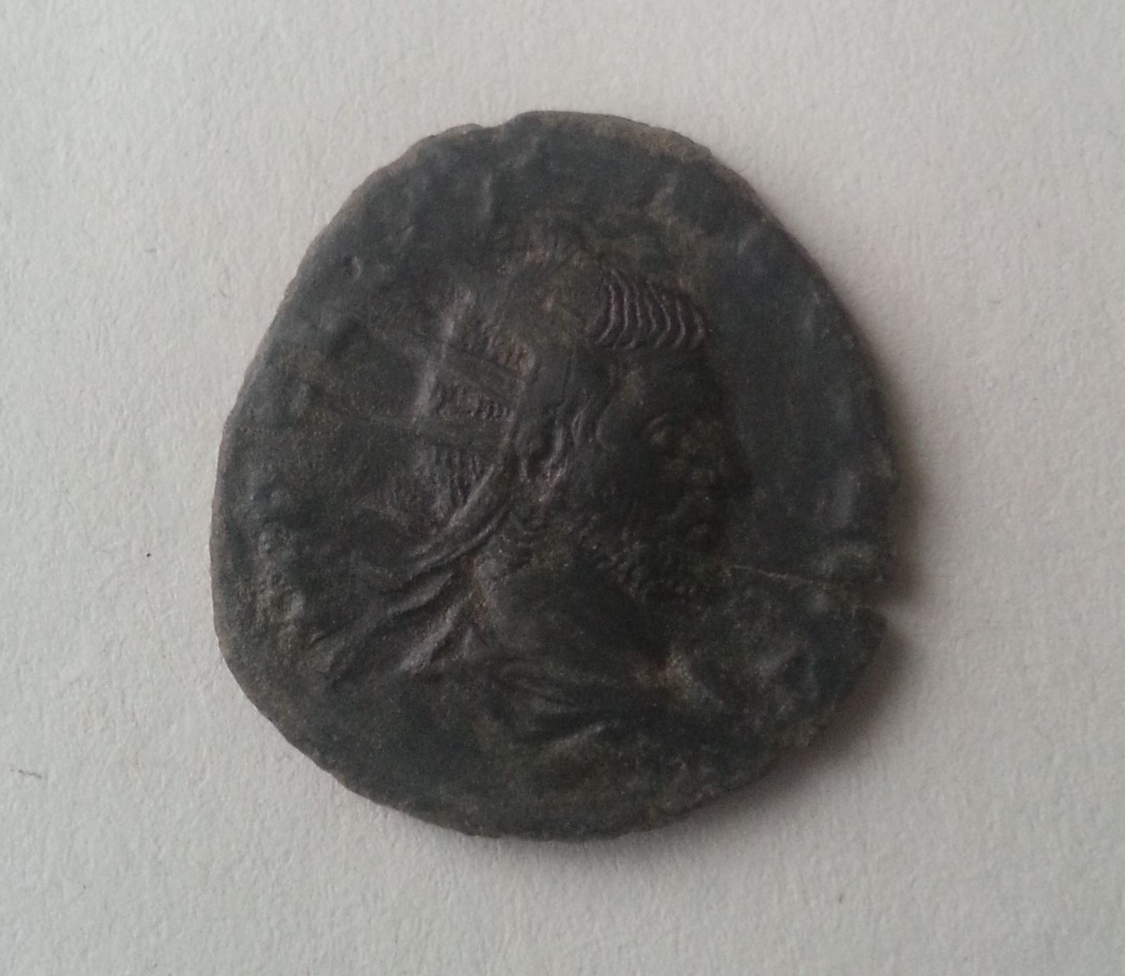 AE-Antoninián, Viktorie s ratolestí, ClaudiusII., Gothicus, S:11379, Řím-císařství