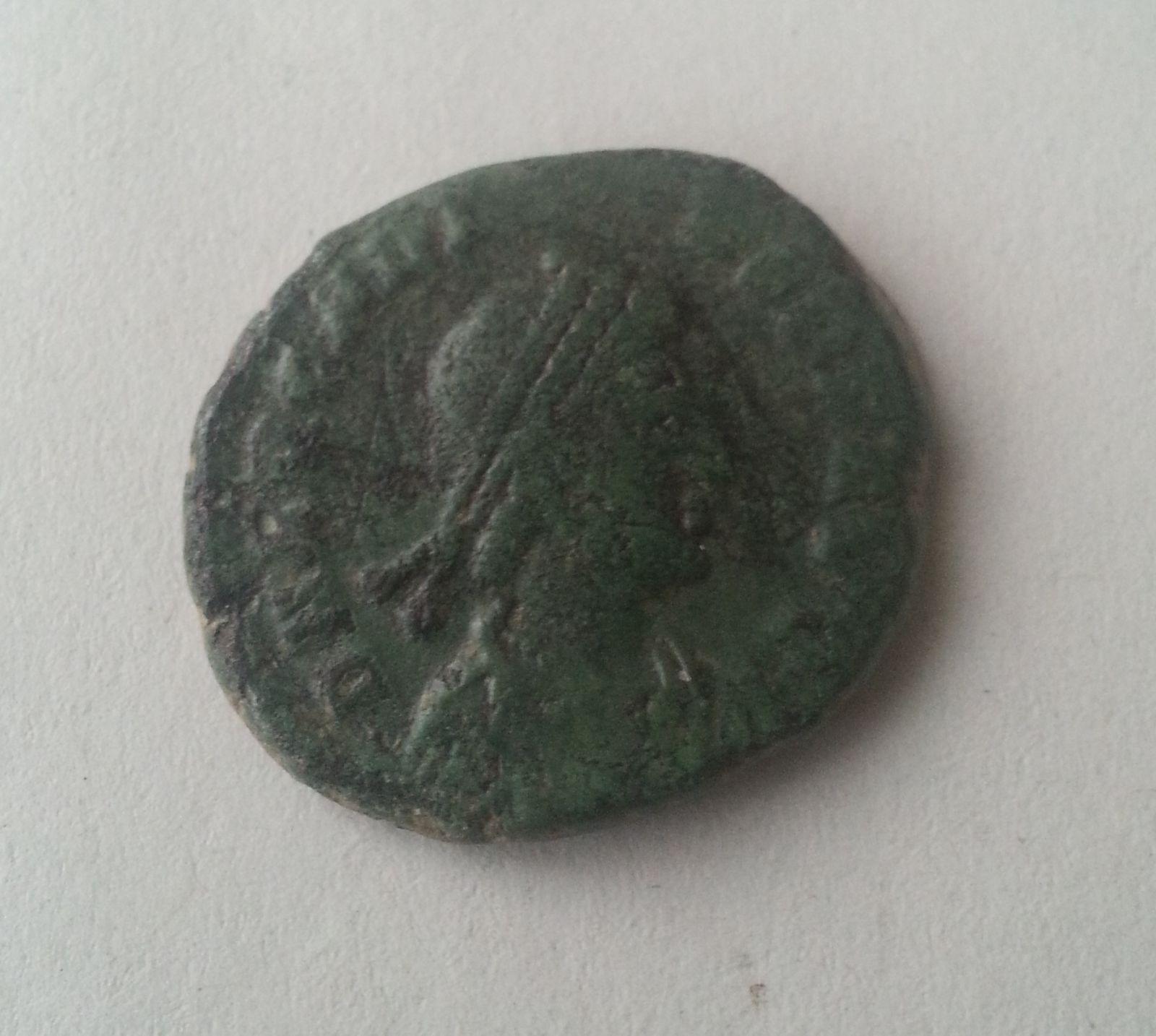AE-Maiorina-Gloria Romanorum, Arcadius, 383-408, mincovna Heraclea, S:20792, Řím-císařství
