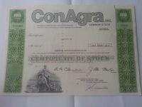 USA-akcie, Conn Agra, 1973, USA