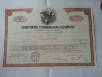 USA-akcie, Northerm Company, 1974, USA