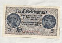 5 ŘM, říšská kreditní pokladna, Německo