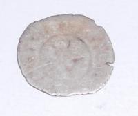 Čechy bílý peníz 1573 Maxmilán