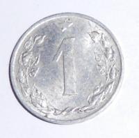 ČSR 1 Haléř 1957