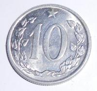 ČSR 10 Haléř 1963 stav