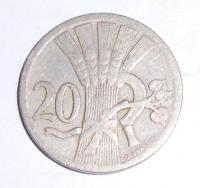 ČSR 20 Haléř 1929
