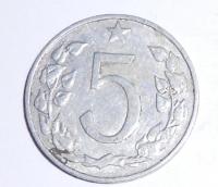 ČSR 5 Haléř 1963
