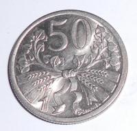 ČSR 50 Haléř 1931 stav