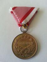 Fortitudini-bronz Karel, Rakousko KOPIE