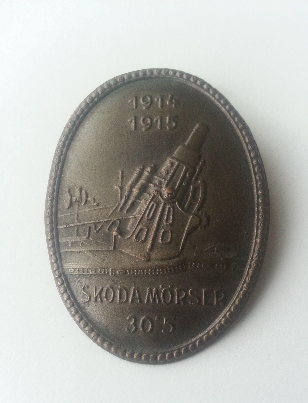 Kanony Škoda 1914/15, Rakousko - KOPIE
