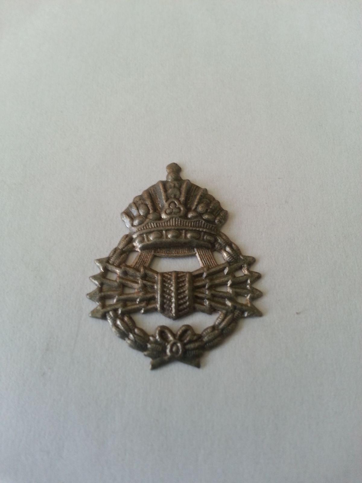 náš.odznak, vojenští spojaři, R-U