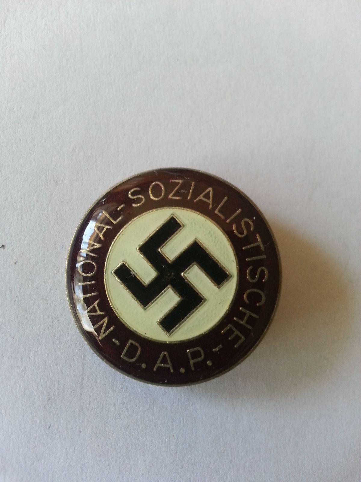 odznak NSDAP, Německo KOPIE