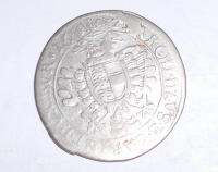 Rakousko-Sv. Vít 6 Krejcar 1673 Leopold I.