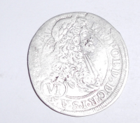 Rakousko-Vídeň 6 Krejcar 1681 Leopold I.