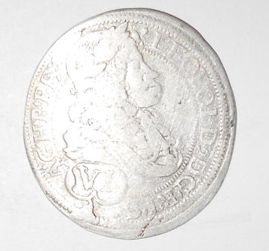 Rakousko-Vídeň 6 Krejcar 1688 Leopold I.
