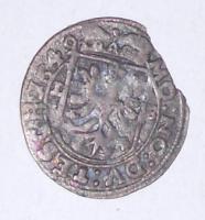 Slezsko-Těšín 1 Krejcar 1642 Ferdinand III.