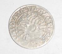 Slezsko Vratislav 1 Krejcar 1626 Ferdinand II. Stav