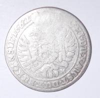 Slezsko-Vratislav 15 Krejcar 1662 Leopold I.