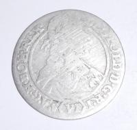 Slezsko-Vratislav 6 Krejcar 1665 Leopold I.