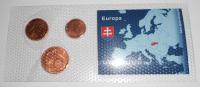 Slovensko sada 1-5 Cent