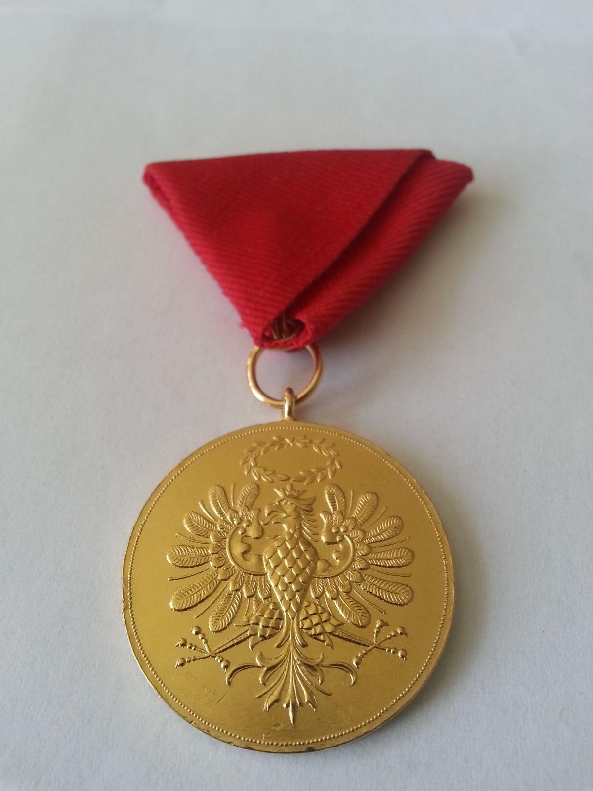 Tyrolská pamětní mediale, 1914-18, Rakousko-republika