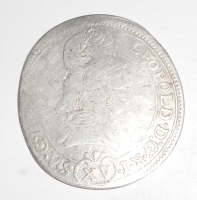 Uhry-Kremica XV. Krejcar 1687 Leopold I.