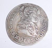Uhry-Kremnica 15 Krejcar 1682 Leopold I.