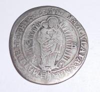 Uhry -NB 15 Krejcar 1675 Leopold I.
