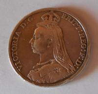 Anglie 1 Crowen 1889 Viktorie