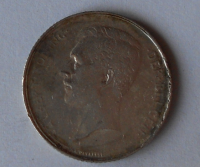 Belgie 1 Frank 1913