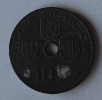 Belgie 10 Cent 1942