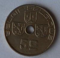 Belgie 5 Cent 1940