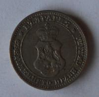 Bulharsko 10 Stolinek 1912