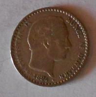 Dánsko 1 Öre 1894