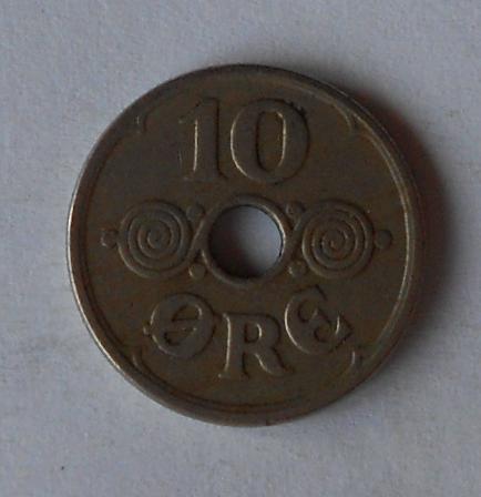 Dánsko 10 Öre 1931