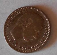 Dánsko 25 Öre 1894