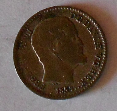 Dánsko 4 Schilling 1854