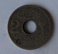 Egypt-Britská okupace 2 Mil 1917