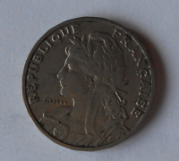 Francie 25 Centimes 1904