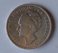 Holandsko 1 Gulden 1929